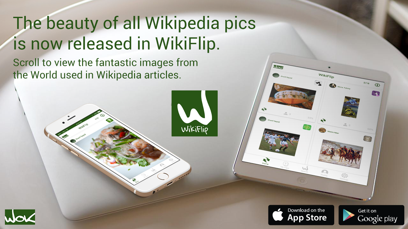 WikiFlip 1.03 live now with great news for quiz lovers